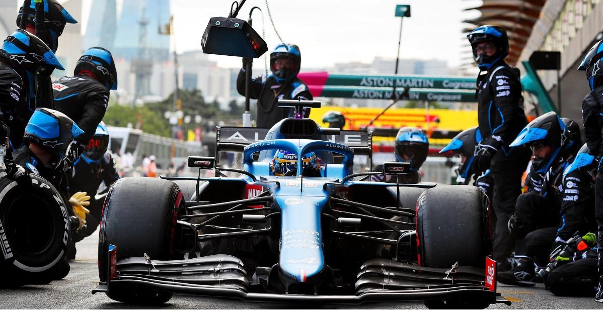 Alonso: U sprint utrkama ne moraš mnogo razmišljati