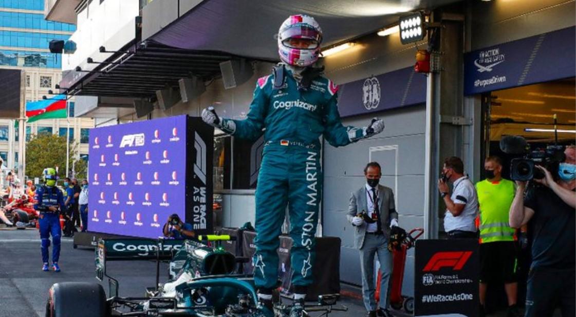 Marko: Vettel je broj 1 Aston Martina, a to se možda ne sviđa tati Strollu
