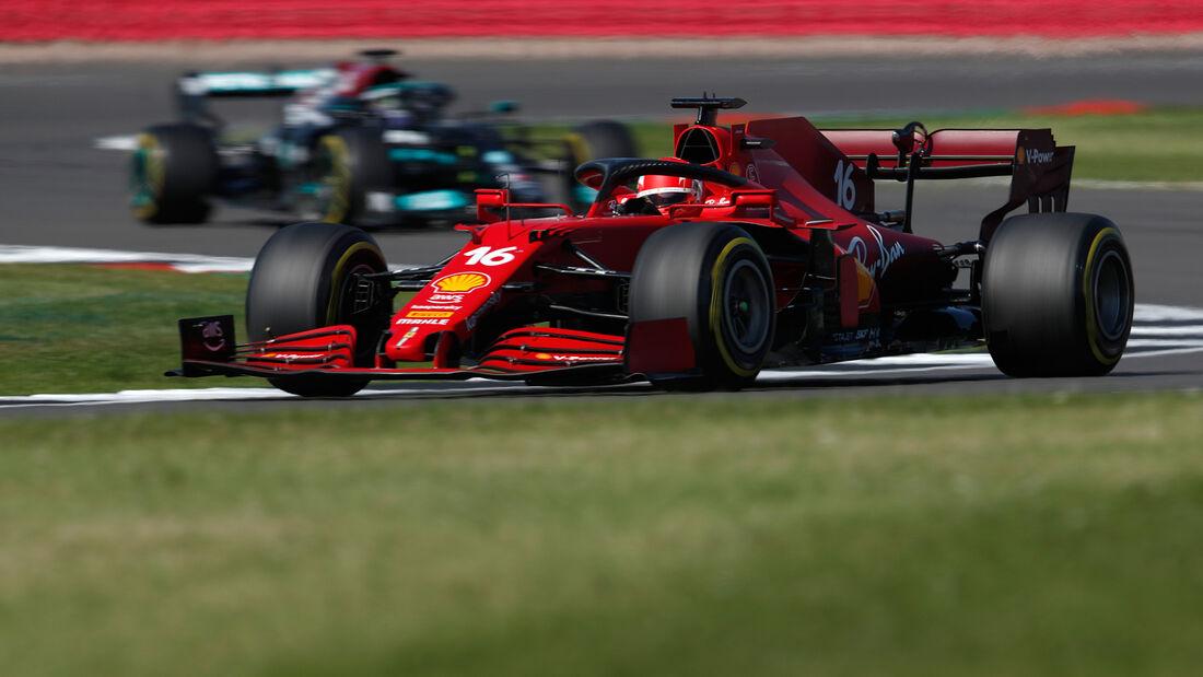 Binotto pozdavlja napredak Ferrarija—Nakon nule u Francuskoj, zamalo pobjeda u Silverstoneu