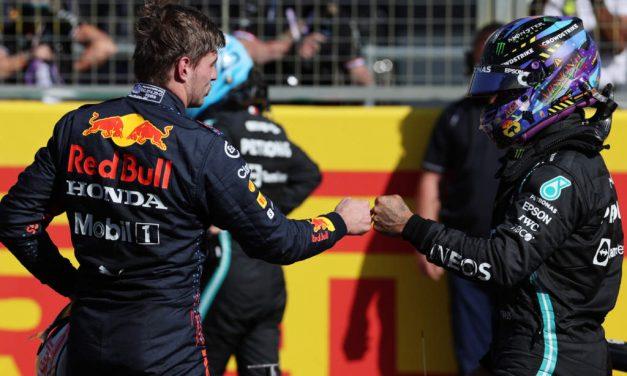 Horner: Hamilton je u Verstappenu 'našao sebi ravnog'