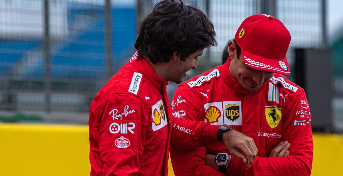 Elkann: Sainz/Leclerc spremniji nego ikad da Ferrari vrate u vrh