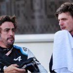 Alonso zbog Verstappena pratio F1 za vrijeme pauze