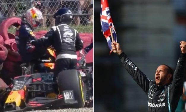 Mercedes: Znali smo da je Verstappen dobro, inače ne bi slavili