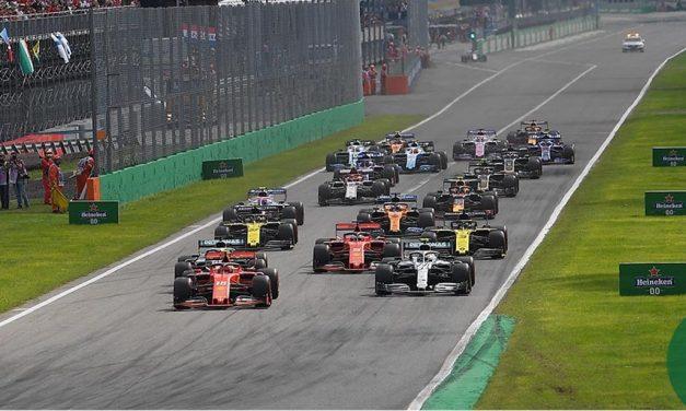 Monza će imati sprint utrku od 18 krugova