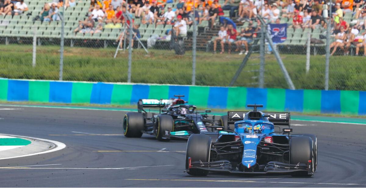 Brawn: Borbe sa Alonsom su teške
