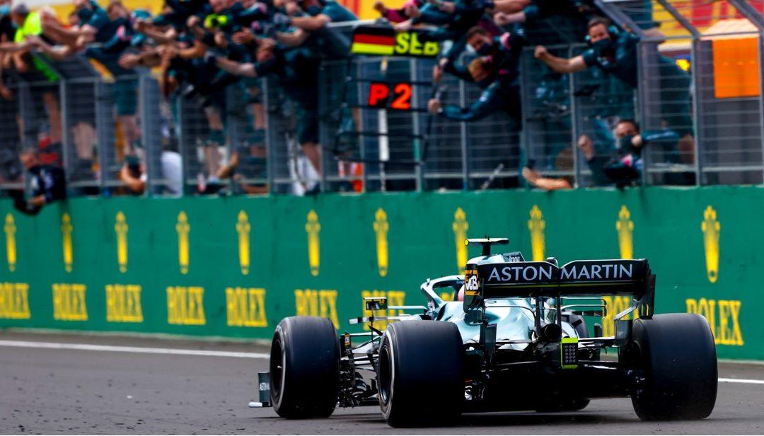 AMuS: Aston Martin je kriv za Vettelovu diskvalifikaciju
