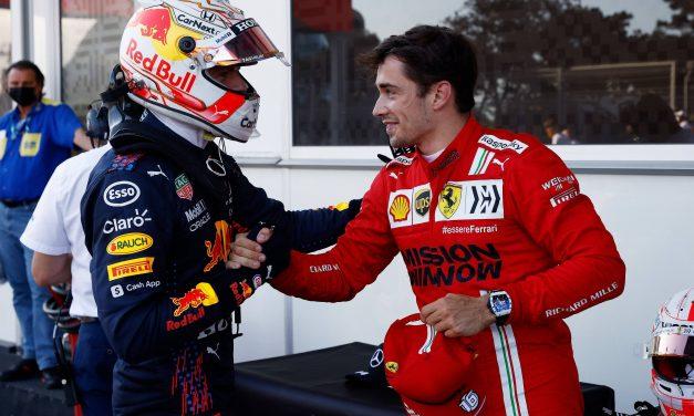 Leclerc: Verstappen je pokazao da je spreman za osvajanje naslova
