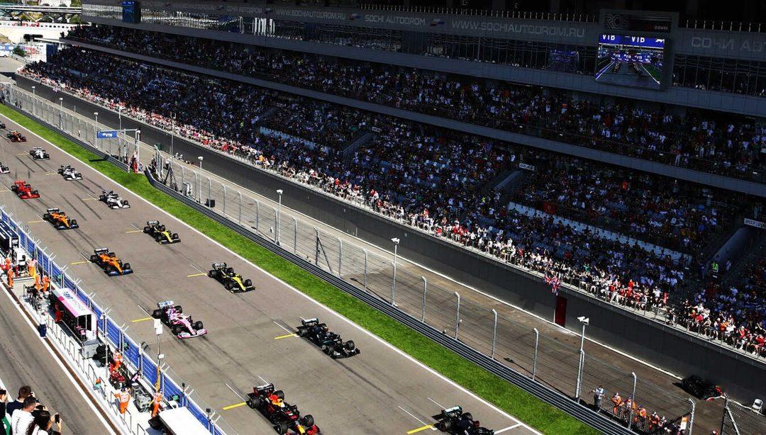 Horner: Verstappenova kazna nije takav nedostatak za Rusiju