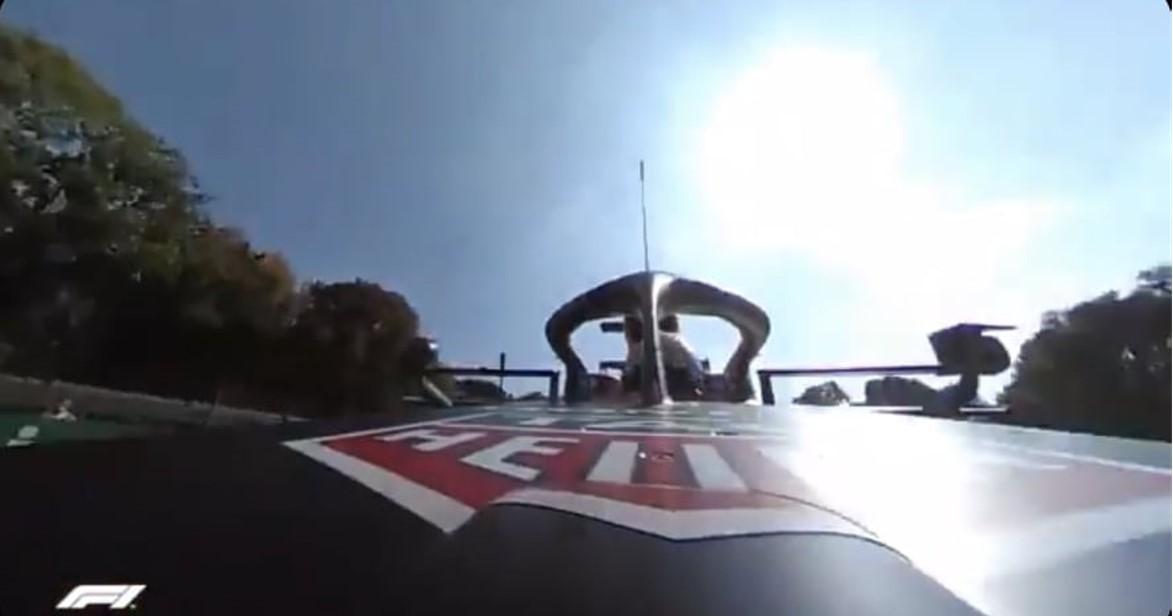 F1 objavila incident između Hamiltona i Verstappena pod uglom od 360º stepeni