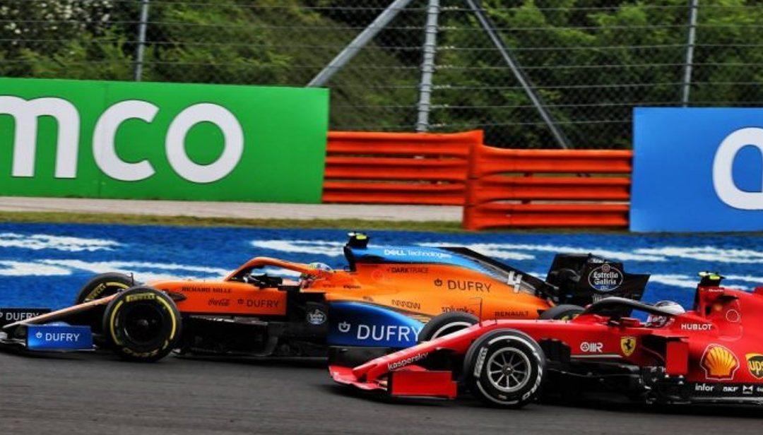 McLaren očekuje borbu s Ferrarijem iz utrke u utrku