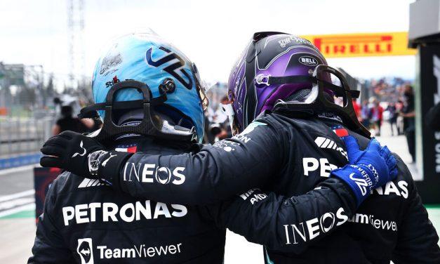 Alonso: Russell će biti 'izazovniji' timski kolega za Hamiltona od Bottasa