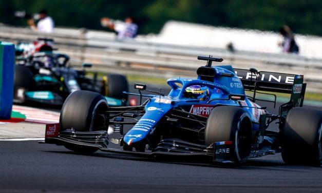 Hoće li Alonso ostati dovoljno dugo u F1 da uživa u uspjehu Alpinea?